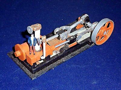 Steam Engine Wooden Scenic Item 0 Gauge 1:43 Ex Layout Collectable Detailed