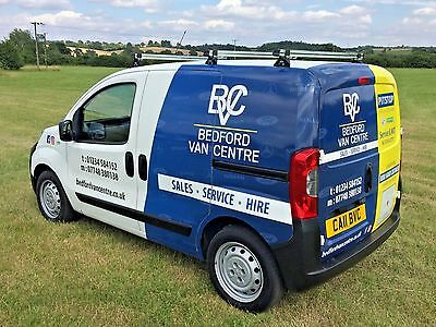 Flexible Small Vans Hire - Periods Start From 1 Week Up To 12 Months! Bespoke £