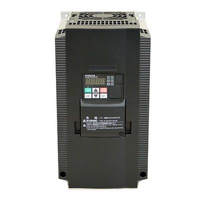 Hitachi Wj200-110Lf,variable Frequency Drive, 15 Hp, 230 Vac, Three Phase Input