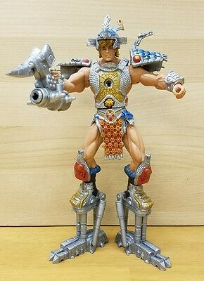 Vintage Motu He-Man Samaria Action Figure  Masters Of The Universe