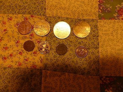 Token Lot  Total 26 From Police Auction