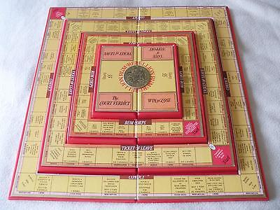 Rum Rebellion Game - 3-D Game Base/Board Replacement/Spare Part ONLY - 1983