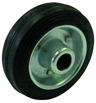 HSI Wheel Rubber with Steel Rim 160mm Pack of 1256270.0