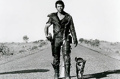 "Mad Max 2 LAMINATED POSTER 61x91cm (24""x36"")"