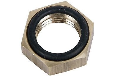 Metallic Fitting Locking Nut With O-Ring 12X15