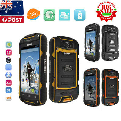 """Discovery V8 3G Unlocked Android SmartPhone Dual Core 4GB ROM Dual SIM 4"""" Phone"""