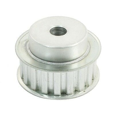 12mm Bore 21mm Width Belt 19 Teeth Synchronous Timing Pulley