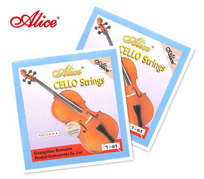 Cello String A-1st String Alice A805
