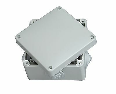 Kopp 351003008 Distribution Box Wall-Mounted for Use in Wet Room IP 54/65 110...
