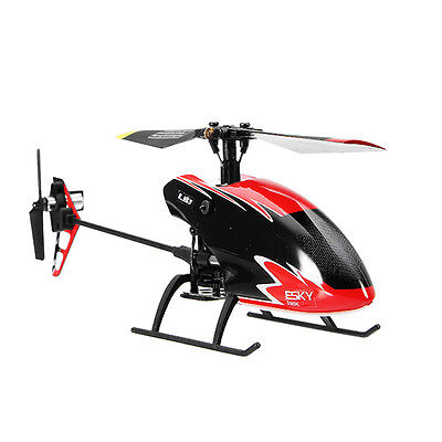 ESKY 150XP 5CH 6 Axis Gyro CC3D RC Helicopter BNF Version  AU Stock