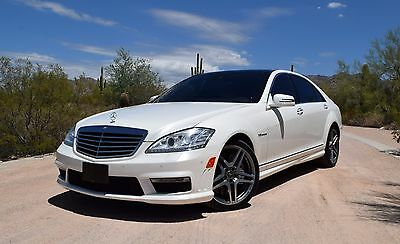 2013 Mercedes-Benz S-Class Designo 2013 Mercedes Benz S63 AMG Designo - 54k Miles - Extended Warranty - Super Clean
