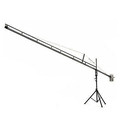 Proaim 18ft Jib Camera Crane w stand for wedding videography photo video movie