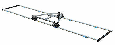 PROAIM Swift Dolly System with 12ft Straight Track Folding Dolly load upto 159kg