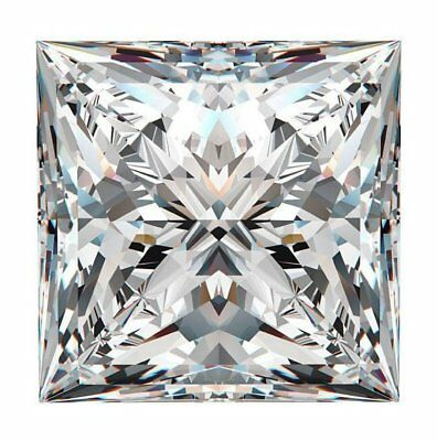 Loose Cubic Zirconia Square Gemstone 5A GRADE 3 - 8MM FREE & FAST DELIVERY!
