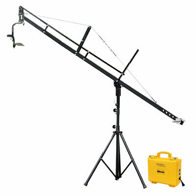 PROAIM 12ft Camera Studio Crane Arm Jimmy Jib Stand for DSLR DV NIKON SONY