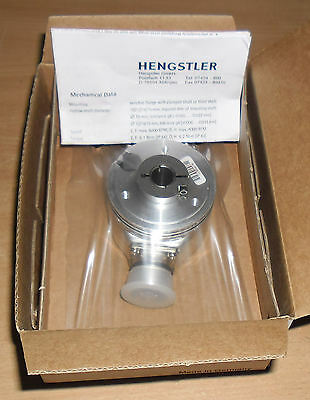 Hengstler Rotary Encoder 0536133, to fit 12mm diameter shaft