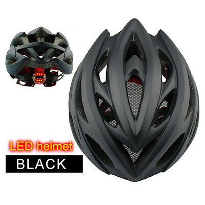 Road Cycling MTB Bicycle Helmet Ultraligt Bike Safety Helmet With Tail Light