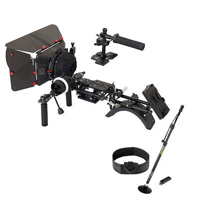 Camtree hunt advanced DSLR Movie Video Making Rig Set System Kit for Sony NEX