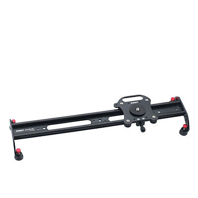 Filmcity 2ft Camera Slider Video Tripod Mounted sliding dolly fr dslr hdv Camera