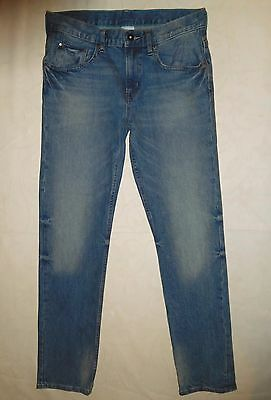 H&M Kids Unisex Slim Leg Jeans Size 12-13Youth - Near New
