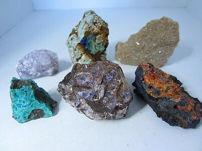 Australian Mineral Specimens Collection MC005