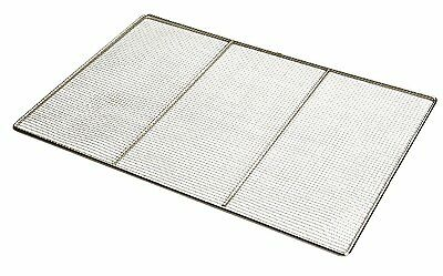 """Stainless Fryer Grate Donut Screen 17"""" x 25"""""""