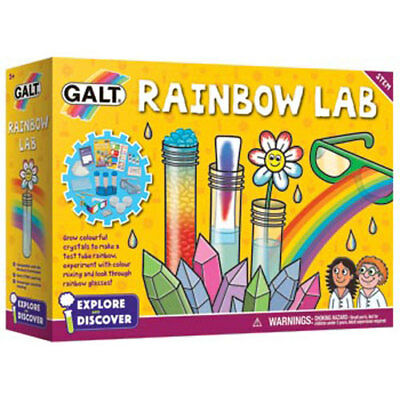 Galt - Rainbow Lab - Kids Science Activity Play Kit NEW