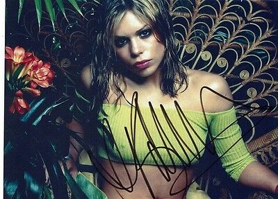 Billie Piper British Actress Penny Dreadful Hand Signed Photograph 7 x 5