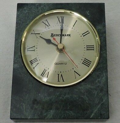 The Stonehenge Collection-Benchmark Desk Clock