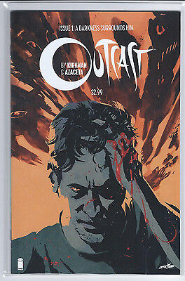 Outcast #1,2,3,4,5,6,7,8,9,10,11,12,13,14,15-28 High Grade First 1st Prints