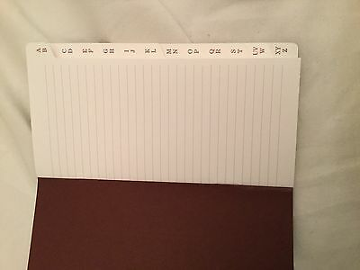 Unused Hermes Address Book For Hermes Gm Agenda Rubrica