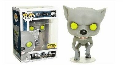 Harry Potter - Remus Lupin As Werewolf Exclusive Pop! Vinyl Figure **PRE-ORDER**