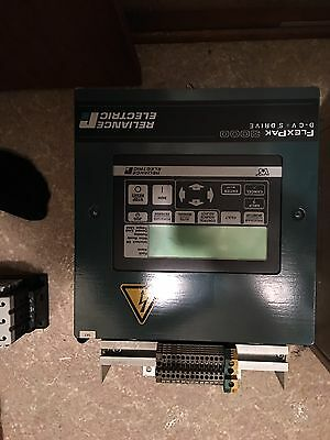 Reliance Electric Flex Pak 3000 (Used And Tested) With Extras!! PRICE DROP!!