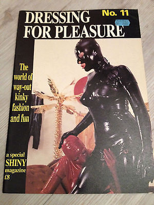 Dressing for Pleasure No. 11, Dave Roberts, Fetish