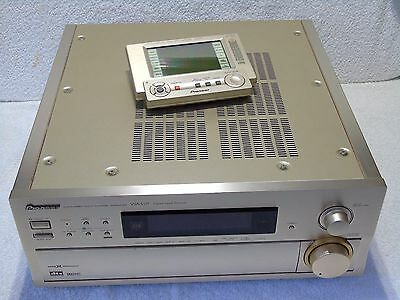 Pioneer VSA-E07 Copper Chassis Dolby 7.1 Home Cinema Theatre Amplifier + Remote