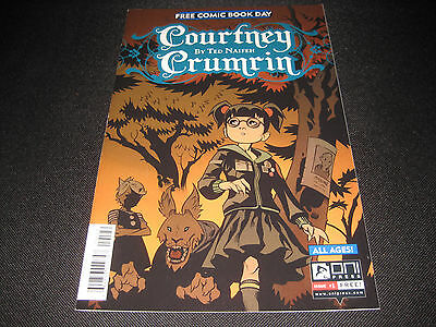 Free Comic Book Day 2014 Courtney Crumrin #1 Oni Press Ted Naifeh Harry Potter