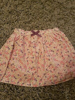 Mothercare girls skirt - size 12-18 months