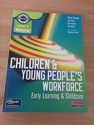 children and young people s workforce level The certificate and diplomas in children and young people's workforce and diploma in children's care, learning and development cover a wide range of subjects, depending on your level and the options you choose.