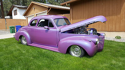 1940 Chevrolet Other Chevy Pro Street drag strip supercharged nitrous rod coupe 1940 Chevy 5 Window Pro Street / strip