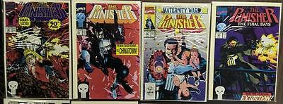 Punisher Volume 2 Lot - 10 Comics - #50-59-  NM-Marvel