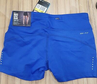 """Women's Nike Epic Run Tight Fit Shorts, 2.5"""" - Size Small"""