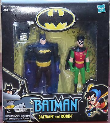 Batman And Robin Figures-Brand New 2001 Collectors Item-Unopened-Very Hard To Ge