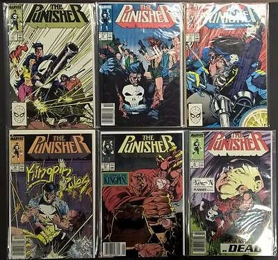 Punisher Volume 2 Lot - 9 Comics - #11-19 -NM-Marvel