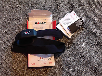 Polar H7 Bluetooth Smart Heart Rate Sensor with Chest Strap Size M-XXL