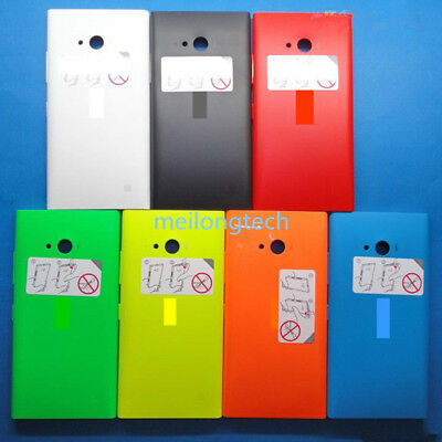 Battery Back Door Cover Case Housing For Nokia Lumia 730 735 OEM Replacement new
