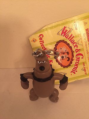 Wallace And Gromit Collectible Key Chain . New .Rare