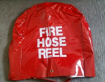 Fire Hose Reel Cover- Heavy Duty & UV Protection
