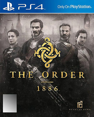 The order 1886 (Sony PS4) Playstation 4