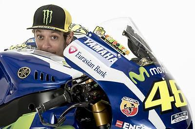 "TY07293 Valentino Rossi - NO 46 MotoGP Riders Star Sport 36""x24"" Poster"