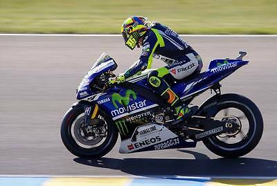 "TY07391 Valentino Rossi - NO 46 MotoGP Riders Star Sport 35""x24"" Poster"